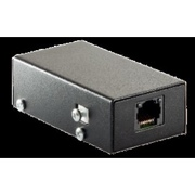 Logipix ethernet repeater with surge protection