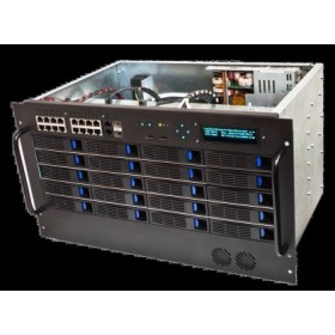Logipix NETWORK VIDEO RECORDER RACK-MOUNT