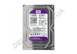 Жесткий диск HDD 1ТБ  Western Digital Purple