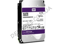 Жесткий диск HDD 10ТБ  Western Digital Purple