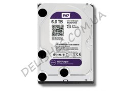 Жесткий диск HDD 8ТБ  Western Digital Purple